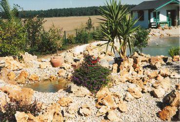 Teichgestaltung Garten Und Landschaftsbauer Authausen Pflaster Und Strassenbau Ralf Uber